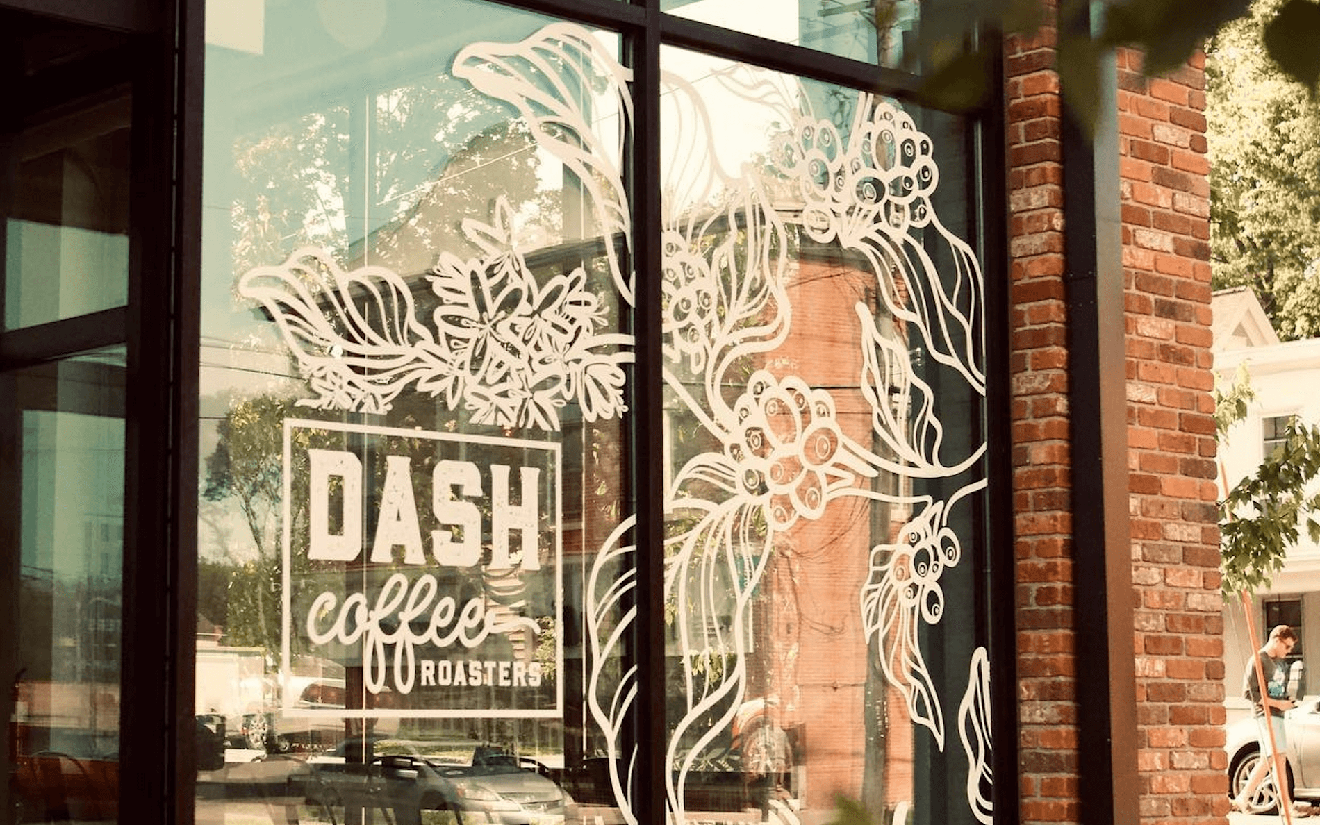 Dash Coffee Roasters